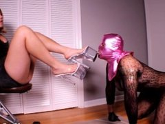Sissy Please Femdom - Foot Domination