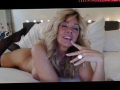 Stunning Webcam Milf Wants Your Cock
