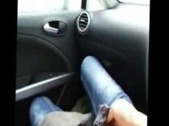 masturbating in car 2