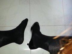 High Heels Changing 4