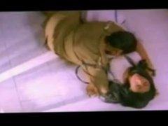 LADY POLICE SEDUCE GIRL IN LADY PRISONER PRISON DEVIKA