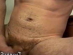 Hot gay guy group sex Aiming For A Self Facial