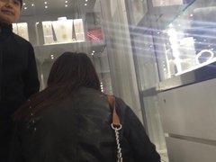Big Ass Candid Mall Nalgonas y Culonas Collection 4
