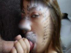 Gloria Parque y Jazmín oral y body paint 1