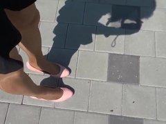 Very Shiny Pantyhose