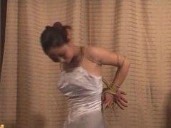 China girls bondage tutorial