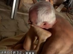 Shy blonde seduced by brunette At that moment Jim arrives and he has