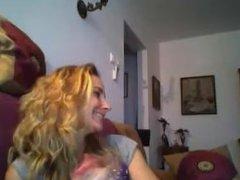 Maria Raluca de la Braila se dezbraca