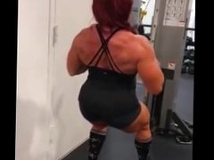 Fbb Huge muscles workout