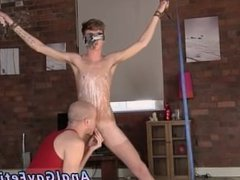 Gay movie of Twink fellow Jacob Daniels is his recent meal, bound up and