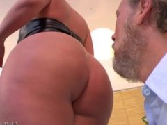 He Loves To Lick Her Ass