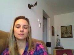 Raluca Maria Rosca de la Braila face striptease