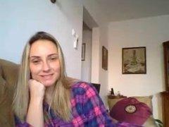 Maria Raluca din Braila Traducatoare de Romana Spaniola face videochat
