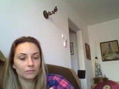 Maria Raluca de la Bucuresti Traducatoare de Romana Spaniola se dezbraca