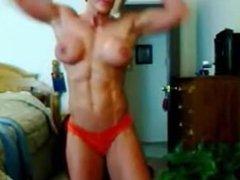 A K Muscle Goddess
