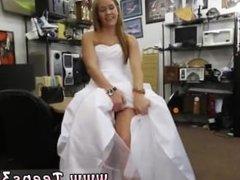Alicia handjob A bride's revenge!