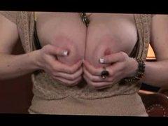 Busty Natural Big Tits Masturabation