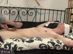 Young gay porn with muscle belly brutal sex How Much Wanking Can He Take?