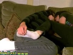 Emo twinks blowjob video free Aron seems all too happy to indulge him in