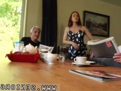 Minnie Manga slurps breakfast with John and David. How will it end?