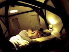Real hidden cam amateur sex