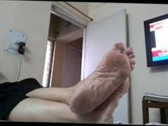 feet of mature indian goddess 15