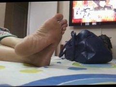 Feet of Mature Indian GODDESS 7