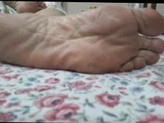 Feet of Mature Indian GODDESS 5