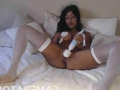 Hot latina webcam show