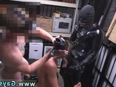 Pinoy clip blowjob gay straight Dungeon master with a gimp