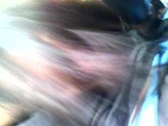 Blowjob dalam kereta 2