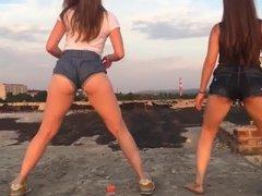 BOOTY dance HOT 10