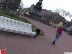 Russian Girl Hard Analyzed by Omar Galanti