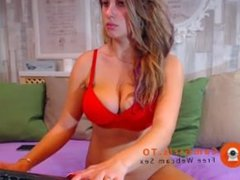 Alma a real blueeyes babe on cam
