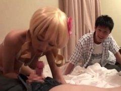 Cosplay Japanese Girl [Blonde] - Part 2