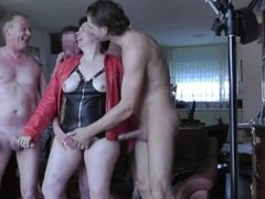 Dutch Mom and MILF From SEEKBBW.NET Getting Ready and Horny for the