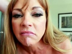 Blonde Milf Pov Deepthroat