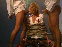 VIVIAN the piss&cum nurse part 1