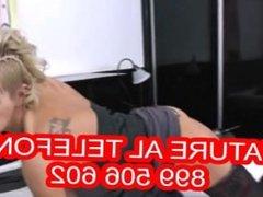 Mature signore e donne al telefono erotico 899 506 602