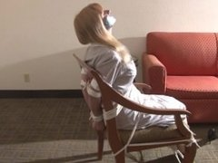 Lorelei hotel maid chairtied