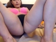 Hot Latina With Nice Boobs Masturbating on 4xcams.com