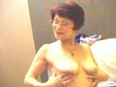 Granny Webcam Free Fingering Porn Video - girlpussycam.com