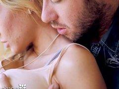 Passion-HD - Blonde babe Kayla Kayden fucked