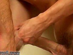 Sexy hot naked gay men in the locker room