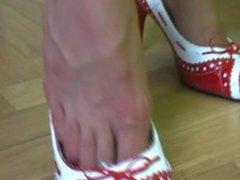 Veronika's feet 2