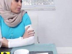 Mia Khalifa and Mom Threesome Porn with her Boyfriend