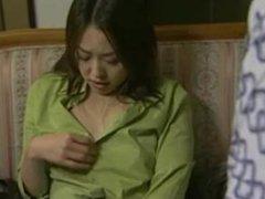 Japanese Lesbians on Bus Haruka Okoshi Erinna