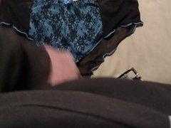 Cumming on Her Favorite Panties