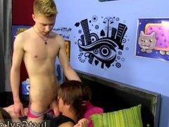 Emo boy cums video teen young porn Lucky Kyler Ash has Nathan Clark all