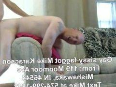 Mike Karacson Gay bareback anal bottom